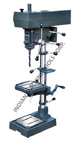Geared type Pillar Drilling machine